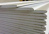 KNAUF/Гіпсокартон KNAUF/Гіпсокартон KNAUF А/1200/2000/12,5 мм стіновий 2,0(1п/52л) (стіна)