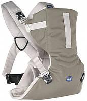 Нагрудная сумка Chicco EasyFit цвет бежевый