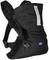 Нагрудная сумка Chicco EasyFit цвет черный