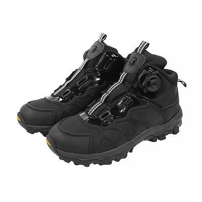 Ботинки тактические ESDY 661 автоматическая пряжка р.40 Black (5136-18680)