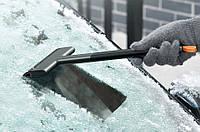 Скребок для льоду і снігу Baseus від Xiaomi, автомобільний скребок для видалення снігу на склі