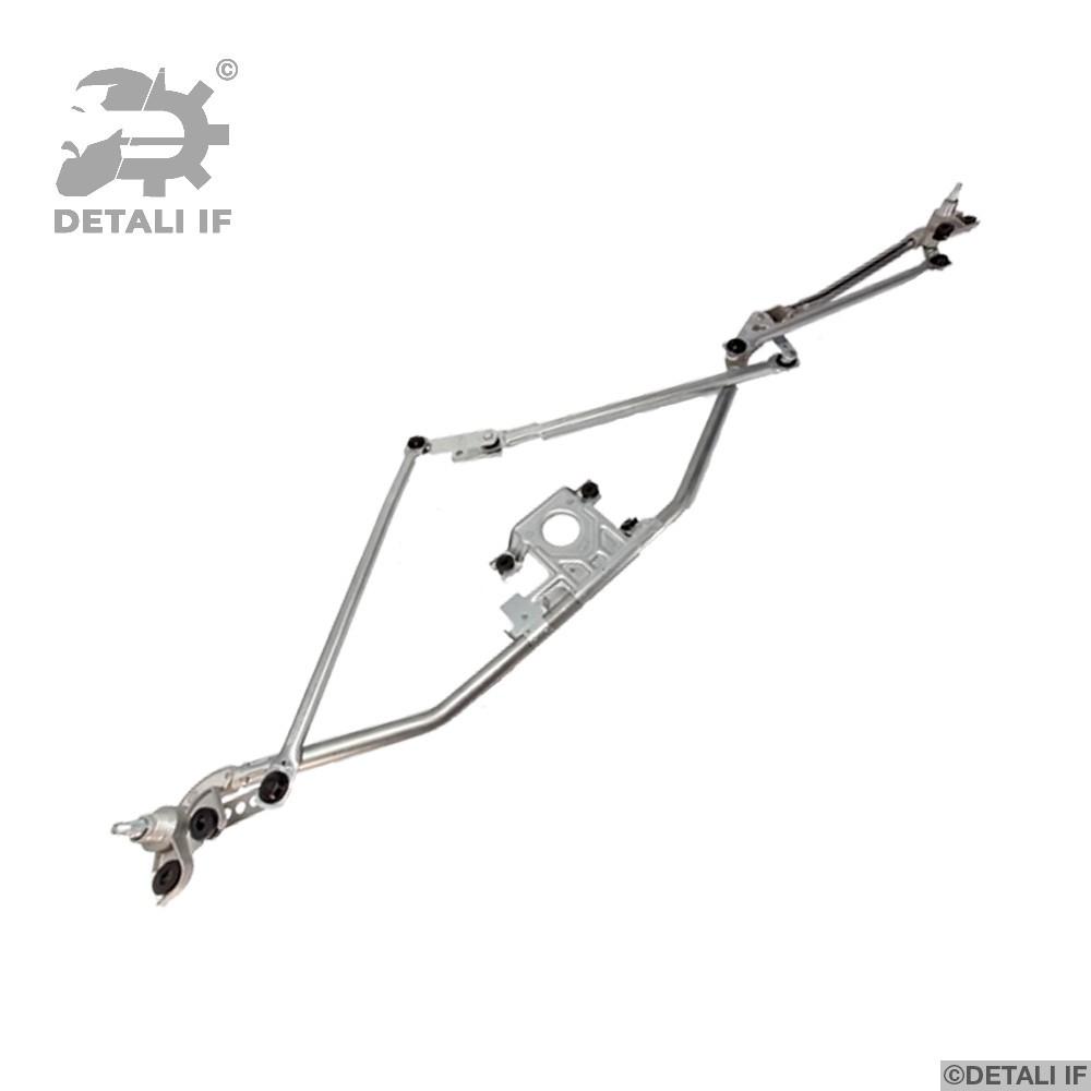 Zafira A Трапеція механізм двірників Opel 1273062 1274140 24450195 90587507