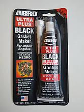 Герметик прокладок черный силиконовый высокотемпературный Abro 12 AB (США)