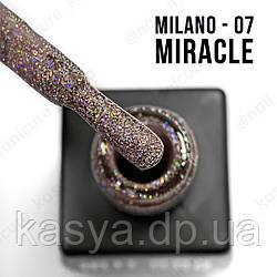 Гель лак Glame Miracle 8 Мл № 07