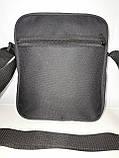 Чоловіча Барсетка NIKE сумка через плече для Оксфорд тканина Спортивні сумка тільки ОПТ, фото 5