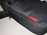 Чоловіча Барсетка NIKE сумка через плече для Оксфорд тканина Спортивні сумка тільки ОПТ, фото 7