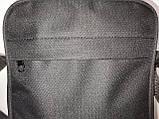 Чоловіча Барсетка NIKE сумка через плече для Оксфорд тканина Спортивні сумка тільки ОПТ, фото 8