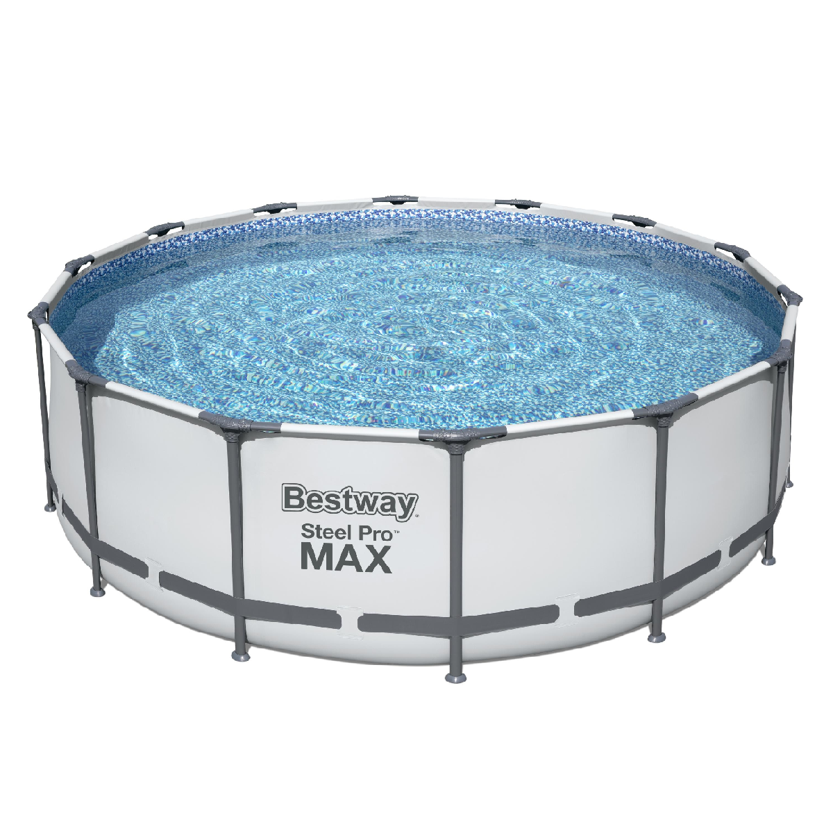 Каркасный бассейн Bestway 5612X (427х122) с картриджным фильтром