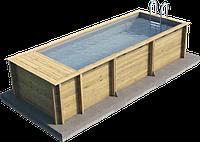 Дерев'яний басейн Urban pool BWT 6,03 х 2,53 м