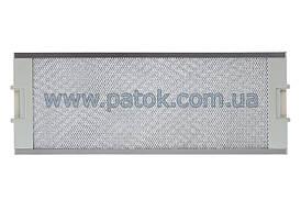 Фильтр жировой для вытяжки 160x425mm Cata 2825275inox