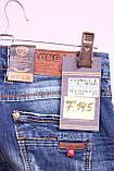 Мужские джинсы зауженного покроя, фото 3