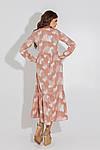 Жіноче плаття, євро - софт, р-р 42; 44; 46; 48 (фрезовий), фото 4