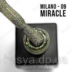Гель лак Glame Miracle 8 Мл № 09