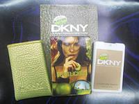 Мини-парфюм в кожаном чехле Donna Karan Be Delicious 20ml