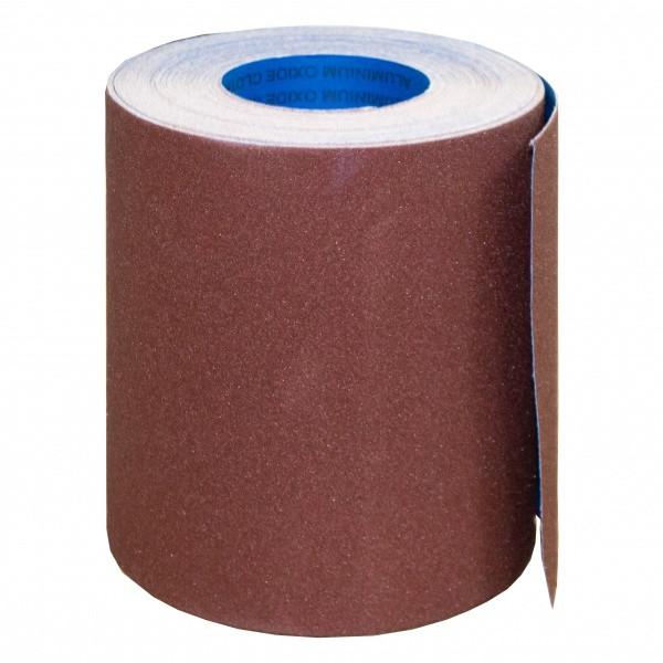 Шкурка на тканинній основі в рулоні 200 мм х 25 м (P100)