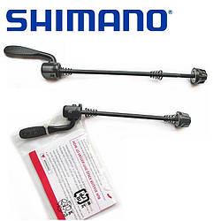 Эксцентрик передней втулки велосипеда Shimano