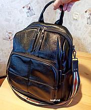 Женская сумка-рюкзак. Женский портфель. Женская кожаная сумка. Кожаный рюкзак. ДР08-2