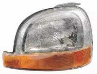 Фара Renault Kangoo 97-03 передняя левая DEPO