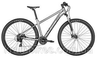 "Велосипед Bergamont - Revox 3 Silver (2021) (27.5""-M) silver/grey/black (matt)"