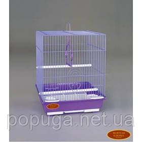 Клетка для птиц 105 золото, 30*23*39