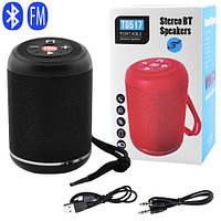 Bluetooth-колонка SPS UBL TG517, c функцією speakerphone, радіо, black, фото 1