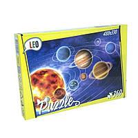 Пазли Лео 360 їв. Сонячна система, 207-9 Strateg