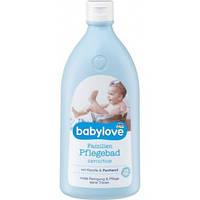 Babylove Kopf-bis Fuß Waschgel sensitive Очищающий детский гель с ромашкой и пантенолом 500 мл