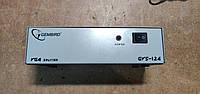 Разветвитель видеосигнала Gembird GVS-124 № 212603