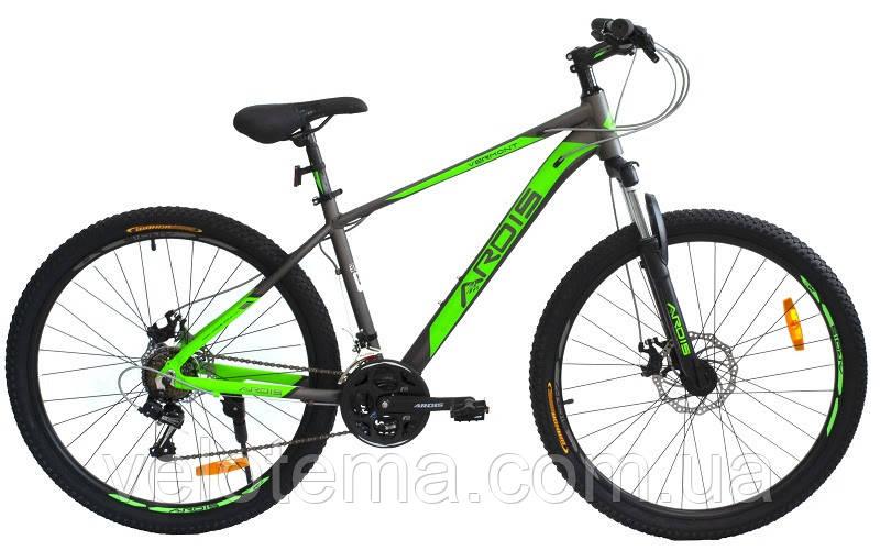 Велосипед Ardis Vermont 27.5 зелений