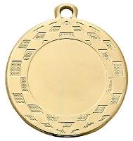 Медаль награднаметалева спортивна золота д.40
