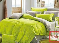 Постельное белье двуспальное 100% хлопок/Комплект постельного белья Бязь gold люкс