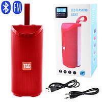 Bluetooth-колонка SPS UBL TG169, c функцією speakerphone, радіо, red, фото 1