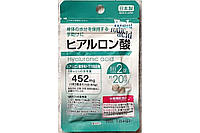 Гиалуроновая кислота -косметология изнутри. Япония