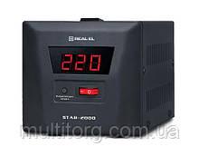 Стабилизатор напряжения REAL-EL STAB-2000 уценка