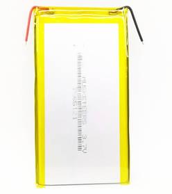 Акумулятор літій-полімерний 7000mAh 3.7 V 7565121