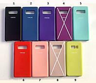 Чохол Silicone Cover для Samsung Galaxy S8 Plus G955