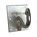 Крюк ПКц-12(GHP 12) для плоских поверхностей, фото 4