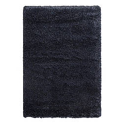 IKEA VOLLERSLEV  Ковер с длинным ворсом, темно-синий (604.925.61)