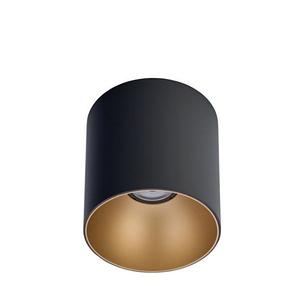 Точечный светильник NOWODVORSKI Point Tone black/gold 8224