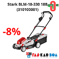 Аккумуляторная газонокосилка Stark BLM-18-330 18В (с аккумулятором в комплекте)