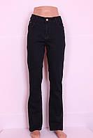 Женские классические черные джинсы, фото 1