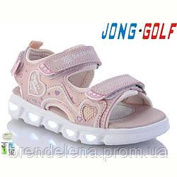 Босоножки для девочки Jong-Golf  р27-32 (код 2004-00)