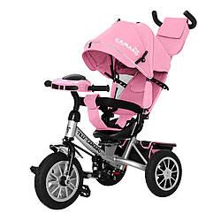 Велосипед 3-ох колісний TILLY CAMARO T-362/2 Рожевий