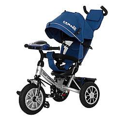 Велосипед 3-ох колісний TILLY CAMARO T-362/2 Синій