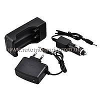 Зарядное устройство(зарядка для фонаря) BL186B/403, 2*18650 от 220V или 12V