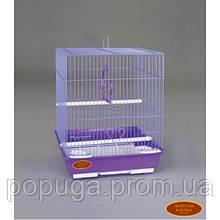 Клетка 105 для птиц , 30х23х39 см
