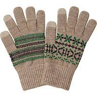 Трикотажные перчатки для сенсорных экранов Heattech UNIQLO