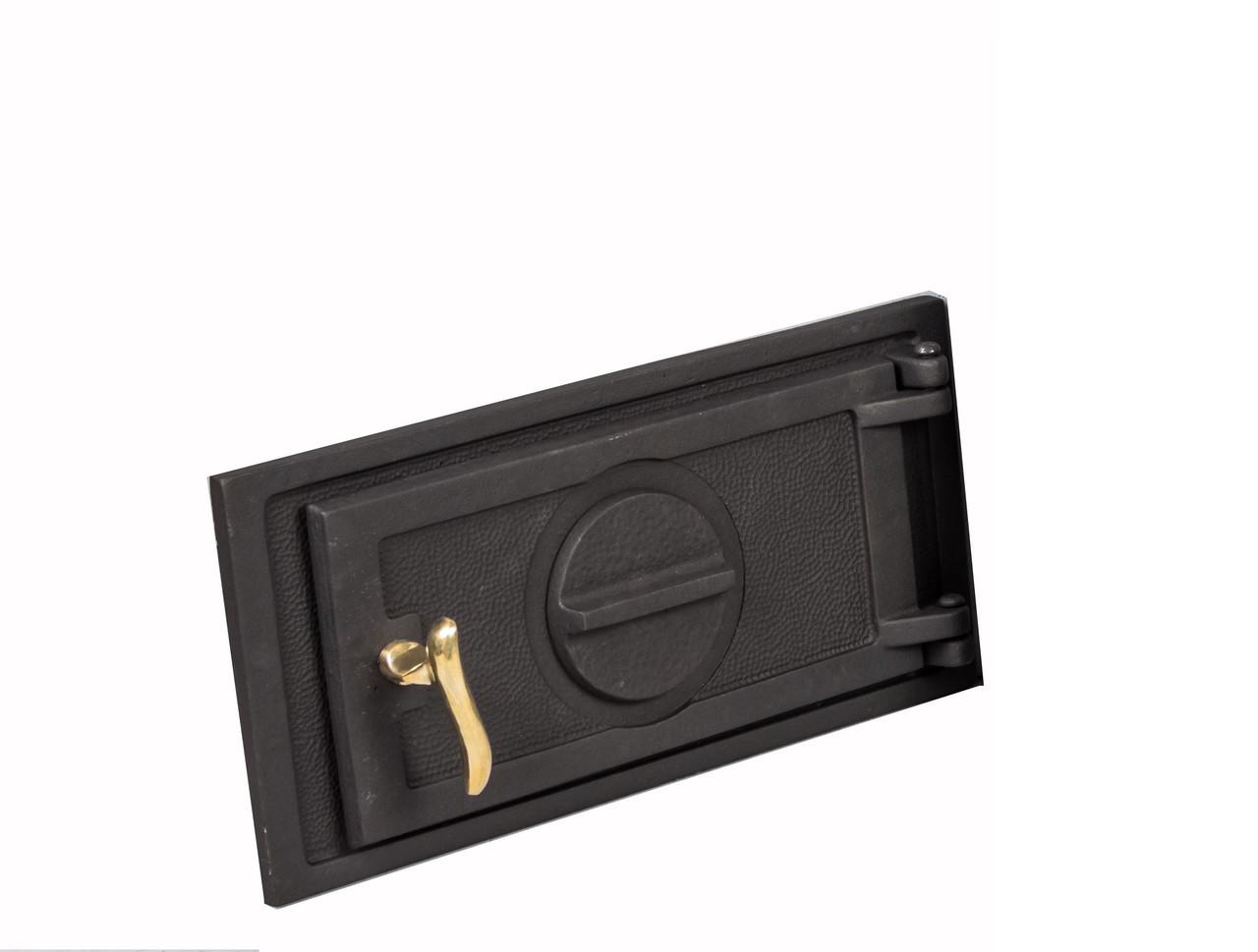 Зольная поддувальная дверца - VVK 33х16см/30х12см