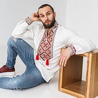 Вышитые мужские рубашки