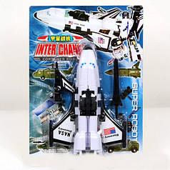"""Робот-трансформер """"Спейс Шаттл"""" Super Robot 2688"""